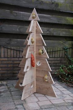 Wooden Christmas Tree For Backyard  #christmastree #christmastrees #ohchristmastree #whitechristmastree #charliebrownchristmastree #christmastreedecorating #christmastreelighting #christmastreedecoration #ochristmastree #mychristmastree #christmastreefarm