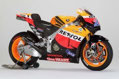 2011 Honda RC212V for Casey Stoner (Championship Winner):
