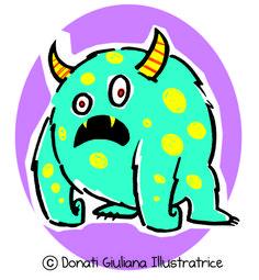 My anti-monster spray! on http://giocagiocagioca.blogspot.it/2014/10/come-scacciare-la-paura-dei-mostri-in.html