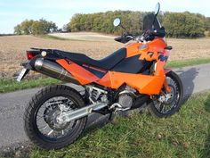 KTM 950 Adventure 2005 An all-time classic