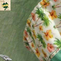 Camisa Verde Detalle del puño
