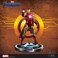 Hier kommt Iron Man LXXXV (Mark 85), der Superheld mit der stärksten und futuristischsten Rüstung, die Tony Stark je erschaffen hat.