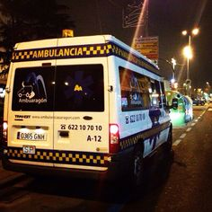 """BUENAS NOCHES, BUENA €€€€#GUARDIA€€"" Hoy desde Huesca, ciudad del Pirineo Aragonés, nos ..... http://ambulanciasyemerg.blogspot.com/2015/01/GUARDIA_7.html"