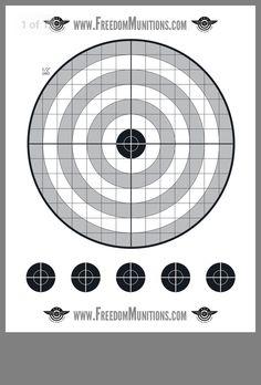 Bullet Casing Crafts, Pistol Targets, Field Target, Target Image, Range Targets, Archery Tips, Shooting Targets, Air Rifle, Shooting Range