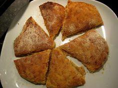 Nina sul tagliere: Finnish-style oat bread