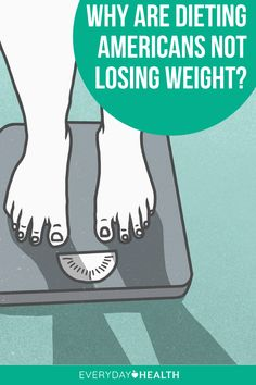 Many people say they are dieting to lose weight, but obesity is increasing in America.