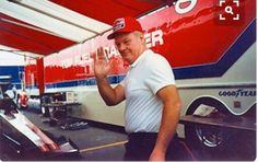 """Gene Snow """"The Snowman"""" from Fort Worth Texas. In 1981 he switched to top fuel and retired in 1992 after a crash. Nhra Drag Racing, Top Fuel, Fort Worth Texas, Green Valley, Funny Cars, Awesome Shoes, Drag Cars, Vintage Humor, Car And Driver"""