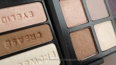 Wet n Wild Walking on Eggshells (left) and NARS Pleasures of Paris #dupes #nars #wnw #makeup