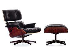 Vitra Lounge Chair & Ottoman