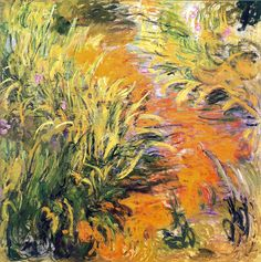 Claude Monet (1840-1926) lived at Giverny for 43 years, from 1883 to his death in 1926. A passionate horticulturist, his garden became a work of art as well as a subject for his paintings. From the Iris garden to his huge waterlily canvases, the garden at Giverny was the focus for some of Monet's greatest works of art.