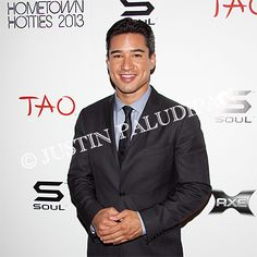 Mario Lopez celebrates his bachelor party at TAO Nightclub at The Venetian Hotel and Casino on September 15, 2012 in Las Vegas, Nevada.