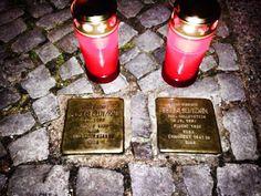 Stolpersteine in Berlin / FB I Love Berlin