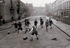 Street European Football