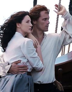 Jamie & Claire Voyager
