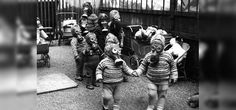 In 1941, the bombings of London created a scary environment for families and children. All citizens of the UK were issued a gas mask during the War. There was a pervasive fear that the Axis powers would launch a gas attack on Britain. The masks themselves were oppressively uncomfortable. Thankfully the feared gas attack never occurred. Children were made to participate in gas attack drills at school. The air of gravity was punctured when the kids discovered they could make fart noises by…