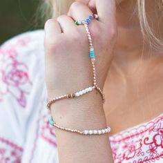 Joni Hand Bracelet