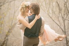 Then prince charming whisked her off her feet and they both lived happily ever after... | Kristen Booth Photography http://kristenbooth.net/