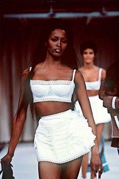 Azzedine Alaïa Spring/Summer 1992
