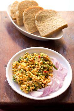 Paneer Bhurji Recipe: How to make Paneer Bhurji, Dry Paneer Bhurji