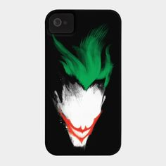 The Dark Joker Case For Iphone Or Galaxy
