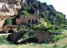 Ermita de Tobera. BC Merindades