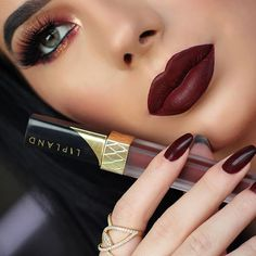 #lipsoftheday @liplandcosmetics in Provocateur 💋 code Klaudia for 25% off ✨ 💋 #lipland #lips