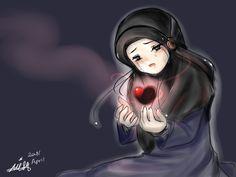Hati Yang Rapuh by yuzuhana.deviantart.com on @DeviantArt