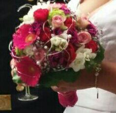 Hochzeitsstrauß August2017