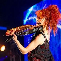 Repost from: @stirlingiteviolindsey  Photo Credit: Credit to owner Wonderful photography! #lindseystirling #braveenough #photo #photography #photographer #concertphotography #musicphotography #color #colorful #redhead #lindsey #itsallgood #musician #violinist #dancer #dancing #dancingviolinist #violin #violine #violinista #electricviolinist #electric #performer #liveinconcert