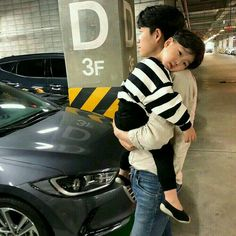 Read sanghun 🔖 from the story mi sepsi novio coreano 💕🌝- by teelchan (teel chan) with reads. Cute Asian Babies, Korean Babies, Cute Babies, Father And Baby, Dad Baby, Baby Kids, Ulzzang Kids, Ulzzang Couple, Korean Ulzzang