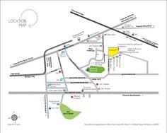 Purva 270 Degree Location Plan