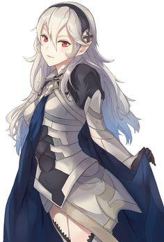 Fire Emblem: If/Fates - Female!Kamui