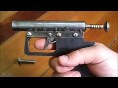 YouTube Survival Tips, Survival Skills, Homestead Survival, Custom Trailers, Homemade Weapons, Welding Table, Crossbow, Guns And Ammo, Artisanal