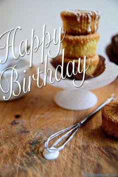 Gluten Free Birthday Cupcakes