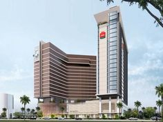 This is the largest Ibis Hotel in Asia Pasific and it's in Bandung.