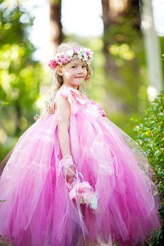 Sophia Flower Princess Costume