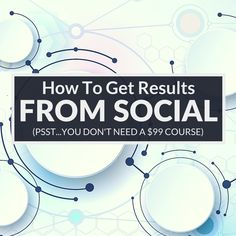 I get it...real estate agents sometimes struggle on social media. But, there's a lot more to social media success than what you can learn in a course.