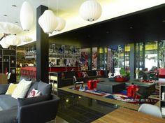Amazing Interior: citizenM London Bankside