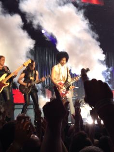 Prince at Manchester phones 4u arena Saturday 17th May 2014