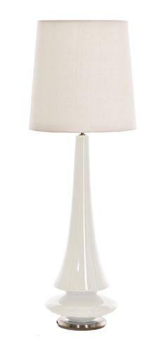 Настольная лампа из коллекции Spin, HQ/SPIN WHITE