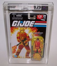 Bowen Statue GI Joe Soldier 2nd Hasbro Convention