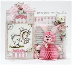 My Little Corner: Hoppy Bunny with Doo Bee Pops