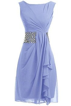 Sunvary 2015 Short Cocktail Dresses Mother of the Bride Dresses Chiffon - US Size 2- Lavender Sunvary http://www.amazon.com/dp/B014XKIB5S/ref=cm_sw… | Pinteres…