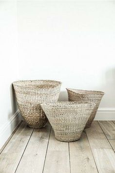 Xhosa mand by Couleur Locale Rattan, Ethno Design, Home Interior, Interior Design, Decoration Shabby, Basket Decoration, Xhosa, Interior Inspiration, Interior Ideas
