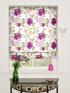 Sherwood Mint Patterned Roller Blinds They Will Tone In