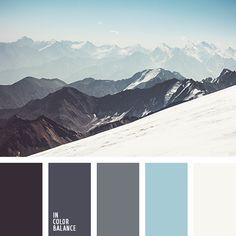Цветовая палитра №3750
