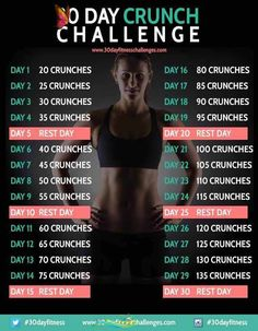 Fitness Challenges That You Can Accomplish This Month Fitness Challenges That You Can Accomplish This Month<br> Fitness Challenges that you can accomplish this month in just 20-30 minutes a day. You can do this! You are worth the investment in your health!