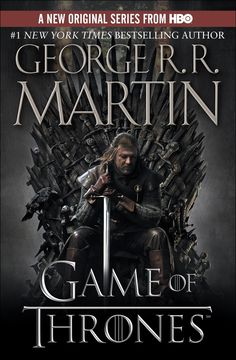 Game of Thrones. Great series, great book! I couldn't help myself, I've already bought the second in the series!