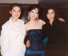 Brigitte Lin, Somebody and Cherie Chung