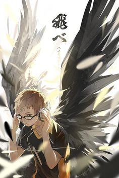 | Haikyuu!! | Tsukishima Kei (My spirit person.)